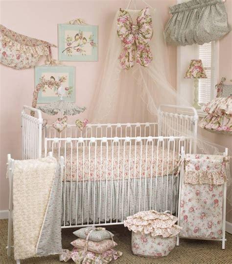 chambre de bébé vintage décoration chambre bébé fille 99 idées photos et astuces