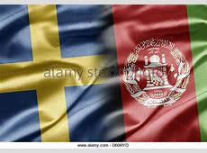 Flag Afghanistan National Country Symbol Stock Photos