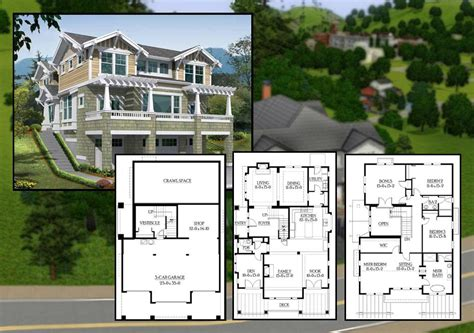 4 bedroom country house plans pics photos sims house blueprints home plans