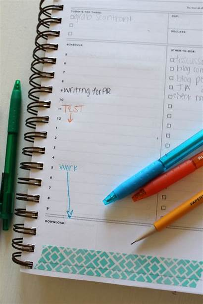 Planner Designer Planners Laura Daily Student Planning