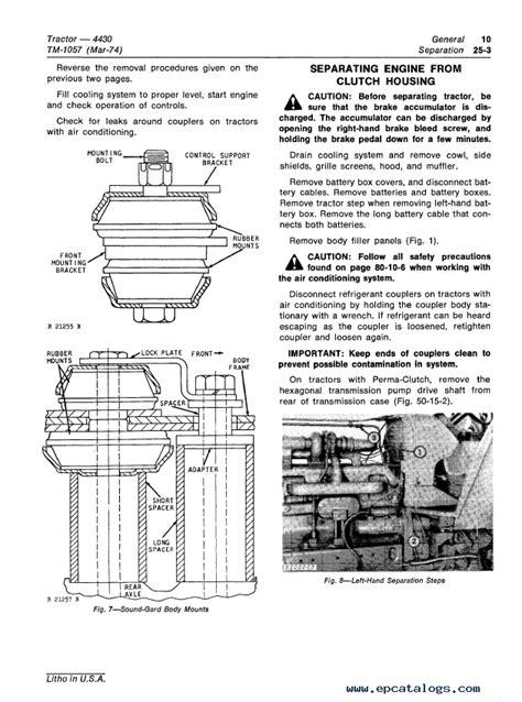 deere 4430 ac wiring diagram wiring diagram sierramichelsslettvet