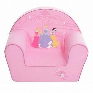 Fauteuil Mousse Fille : disney princess fauteuil achat vente fauteuil canap b b 5413538200036 cdiscount ~ Teatrodelosmanantiales.com Idées de Décoration