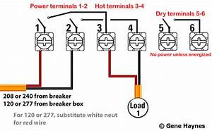 How To Wire Ge Zwave Relay Contactor