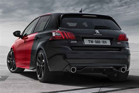 Peugeot Pronounce by 2016 Peugeot 308 Gti Review Muscular Gallic Rooster