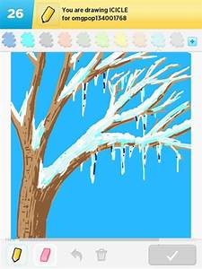 Icicle Drawings