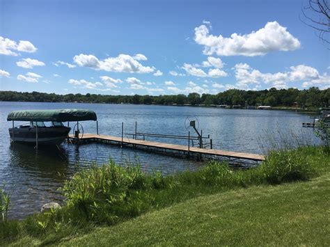 Battle Lake Boat Launch by Liberty By Cabin Source Fish Swim Relax Comfy Cabin