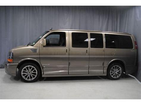 Sell New Chevroletexpress Explorer Conversion Van Low