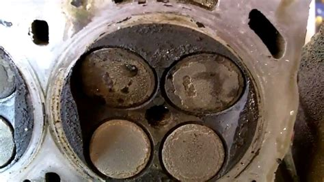 How To See If You Have Leaking Valves On Your Motorbike