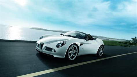 Alfa Romeo Pictures by Cars Alfa Romeo 8c Spider Picture Nr 37634