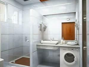 Salle De Bain 5m2 : agencement salle de bain 4m2 qk08 jornalagora ~ Dailycaller-alerts.com Idées de Décoration