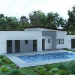 Modele De Jardin Moderne. exemple modele jardin contemporain. image ...