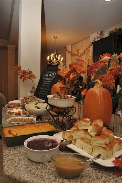 40 amazing thanksgiving decor ideas thanksgiving