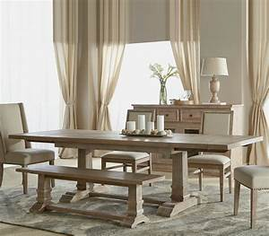 Hudson, 110, U0026quot, Extension, Dining, Table