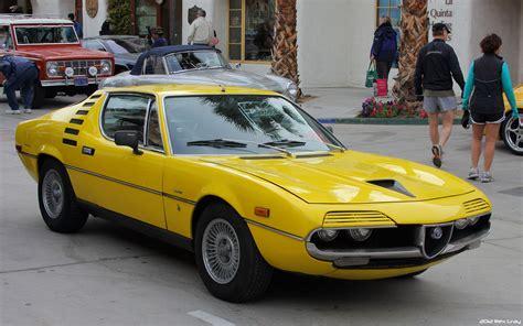 File:1974 Alfa Romeo Montreal - yellow - fvr.jpg ...