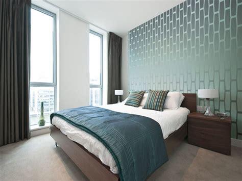 bedrooms modern wallpaper ideas large print wallpaper