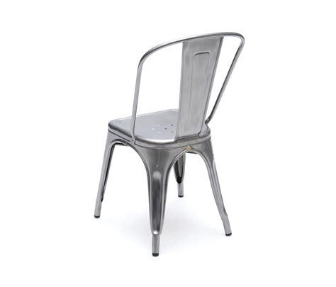 chaise a tolix chaise a chaises polyvalentes de tolix architonic