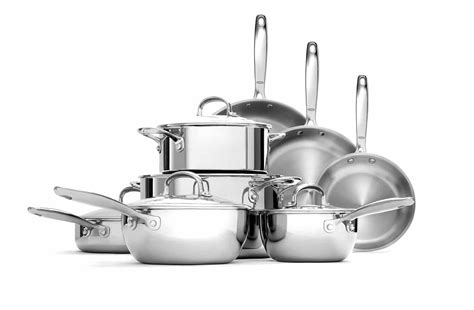 top   stainless steel cookware set reviews
