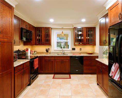 black appliances home design ideas pictures remodel