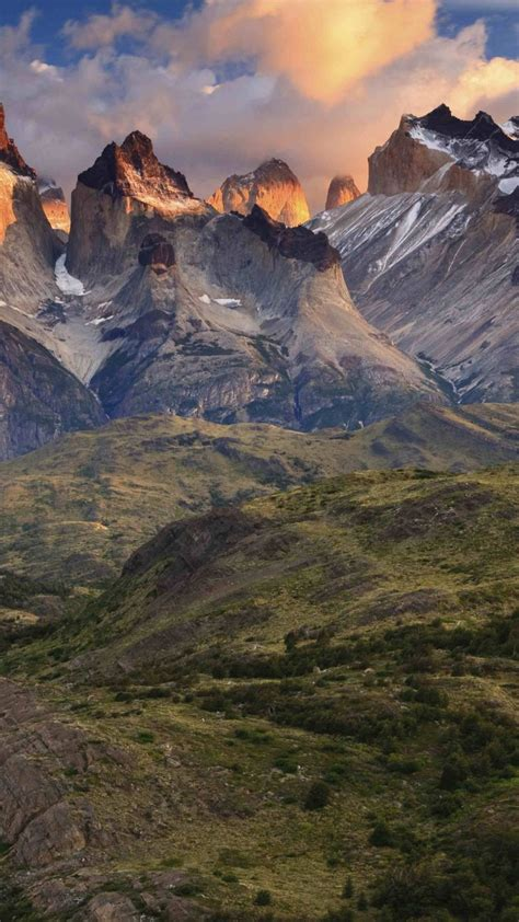 wallpaper torres del paine  hd wallpaper national