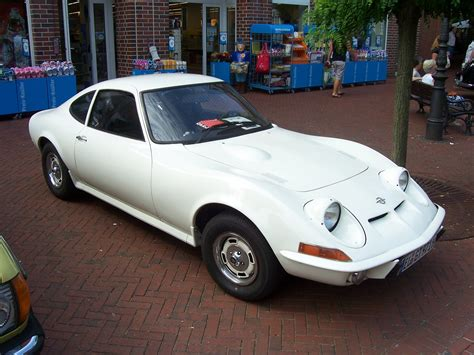 71 Opel Gt by 71 Opel Gt 1968 1973 Coches Coches