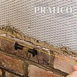 Comment Isoler Un Mur En Pierre Humide : comment poncer un mur comment reparer un mur en torchis ~ Premium-room.com Idées de Décoration