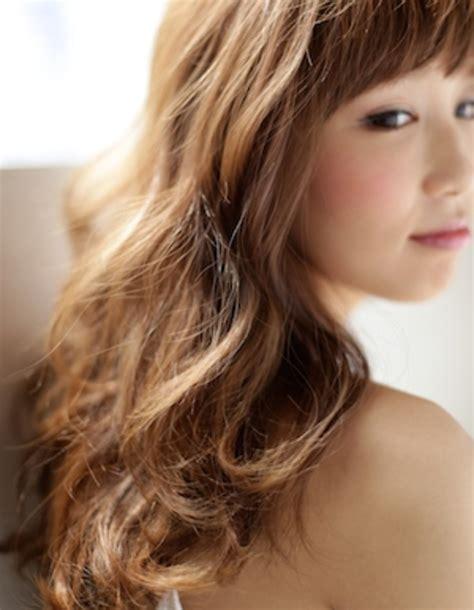 hair styles with fringe 柔パーマエンジェルカラー ao 25 ヘアカタログ 髪型 ヘアスタイル afloat アフロート 表参道 銀座 6111