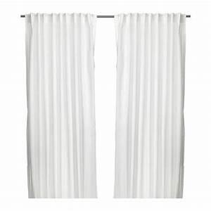 Rideaux Salon Ikea : vivan rideaux 1 paire ikea ~ Teatrodelosmanantiales.com Idées de Décoration