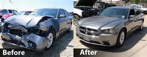 Charlotte Collision Repair Service  Before & After Gallery