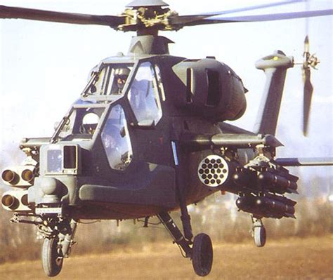 Aw129 Multi-role Combat Helicopter