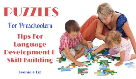 preschool learning puzzles for language 268 | Preschool Learning Puzzles for language development