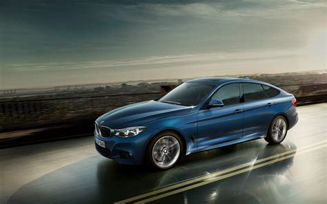 Wallpapers 2017 Bmw 3 Series Gt Facelift