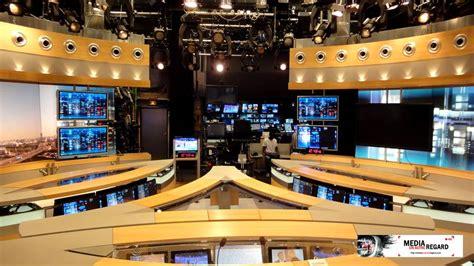 Visite Guidée Du Studio Et De La Régie Du Journal Télévisé
