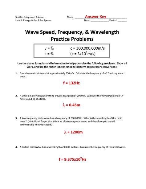 images  speed formula worksheet speed  velocity worksheets middle school speed