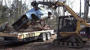 Caterpillar Skid Steer Loading Car