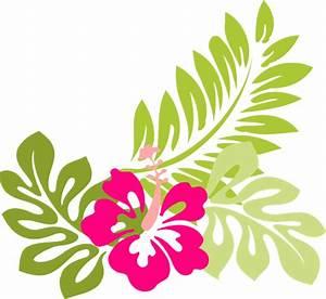 Image - Tropical-flower-clip-art-flowers-clip-art-hawaiian ...