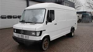 Mercedes-benz Bestelwagen 409 D Maxi Lang  Hoog