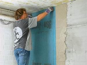 Wie Verputze Ich Eine Wand : so stellen sie trockenbauw nde bauhaus ~ Michelbontemps.com Haus und Dekorationen