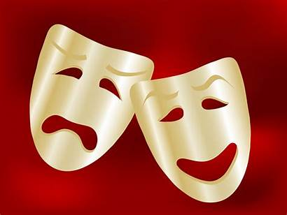 Comedy Tragedy Masks Theater Pain Memories Theatre