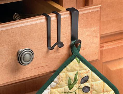 cabinet kitchen towel hooks    door hooks
