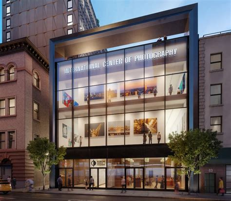 International Center Of Photography To Move Again The