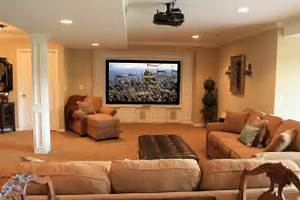 Basement Flooring Option Ideas Pictures Option Expert Tip Hgtv Basement Design Ideas For Family Room