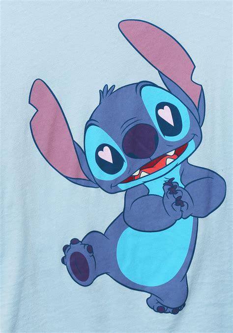 Womens Lilo & Stitch Lovey Stitch Tshirt