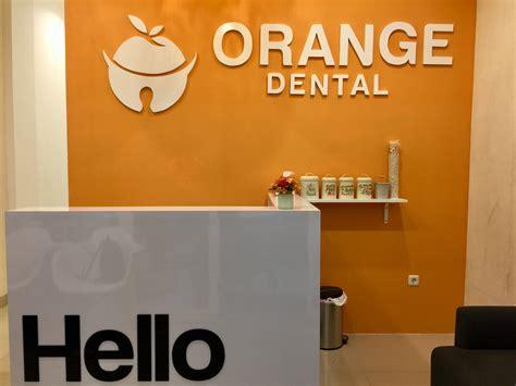 pasang behel gigi bisa dicicil  bulan  dp orange