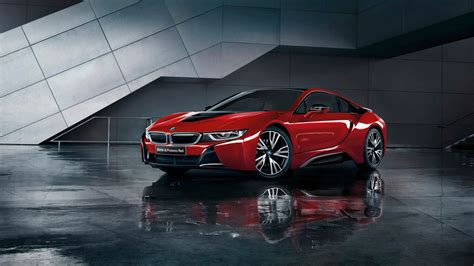 Bmw I8 Celebration Edition Is Limited To 20 Units Only