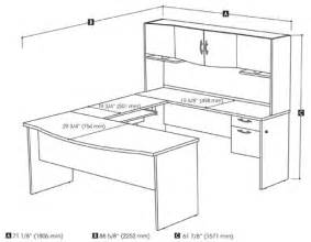 woodwork u shaped desk plans pdf plans