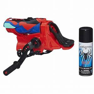 Spider Man Web Shooter Toy