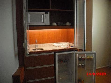 Mini Bar Sink by Mini Bar Microwave Sink Plates In Room Foto De Hotel