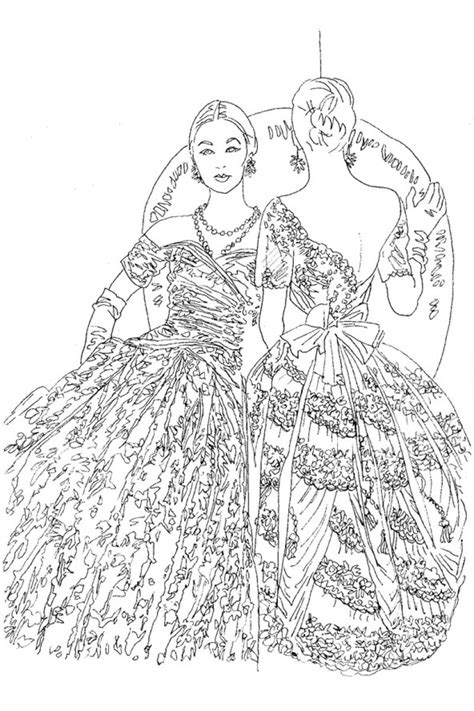 Coloring Book by The Vogue Coloring Book Is Unveiled Pursuitist