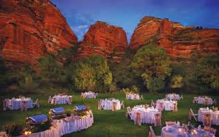 weddings in sedona sedona weddings enchantment resort in arizona