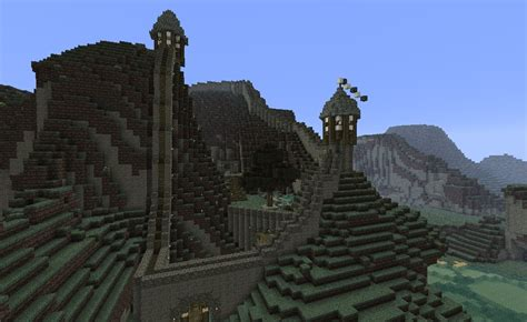 Fortress Minecraft Project